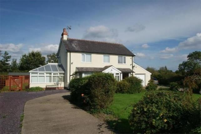 Thumbnail Detached house for sale in Gills Lane, Wirral, Merseyside