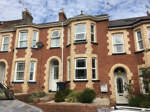 Terraced house to rent in Peaslands Road, Sidmouth
