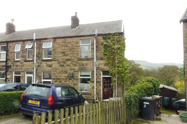 Thumbnail End terrace house for sale in Victoria Road, Bamford, Hope Valley