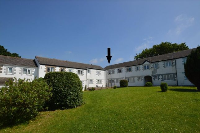 Thumbnail End terrace house for sale in Bodriggy Court, Sea Lane, Hayle, Cornwall