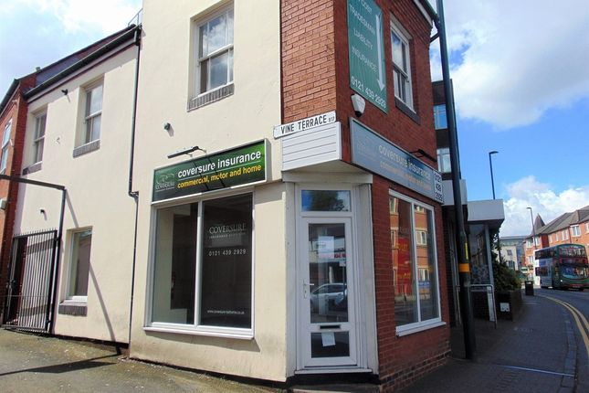 Thumbnail Land to rent in High Street, Harborne, Birmingham
