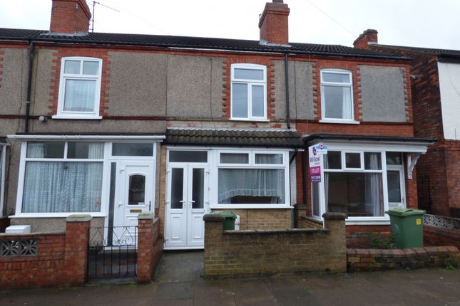 Thumbnail Terraced house to rent in Nicholson Street, Cleethorpes
