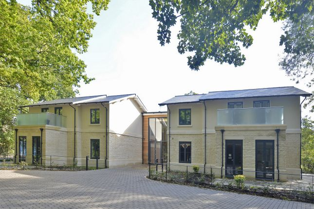 Thumbnail Flat for sale in 4 Norwood Dene, The Avenue, Claverton Down, Bath