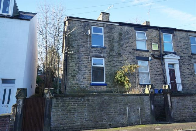 Thumbnail Semi-detached house for sale in Burns Road, Crookesmoor, Sheffield