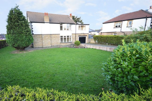 Thumbnail Detached house for sale in Bradford Road, Pudsey, Leeds, West Yorkshire