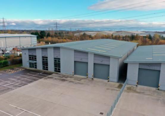 Thumbnail Light industrial to let in Unit 1 Deeside Point, Deeside Industrial Park, Tenth Avenue, Zone 3, Deeside, Flintshire