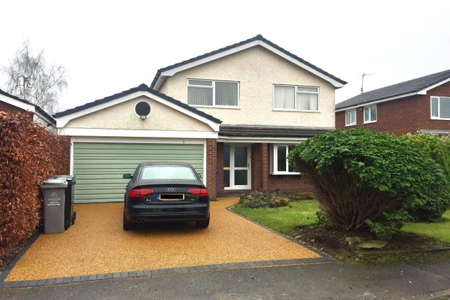 Thumbnail Detached house to rent in Beechwood, Bowdon, Altrincham