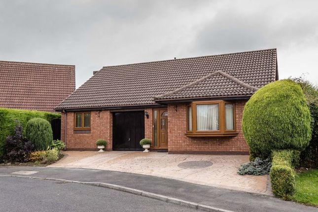 2 bed detached bungalow for sale in Fulton Court, Shildon