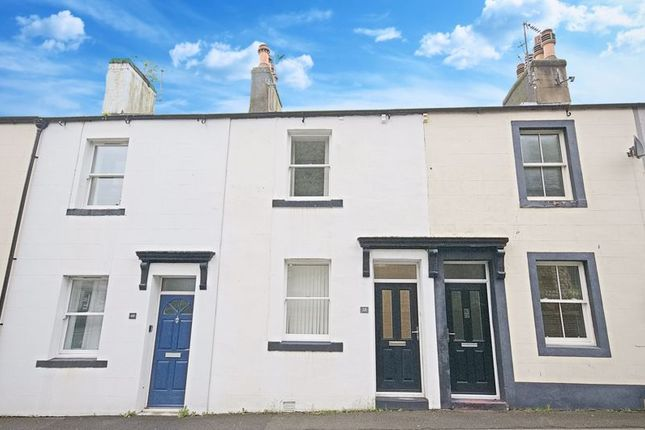 Thumbnail Terraced house for sale in South Street, Cockermouth