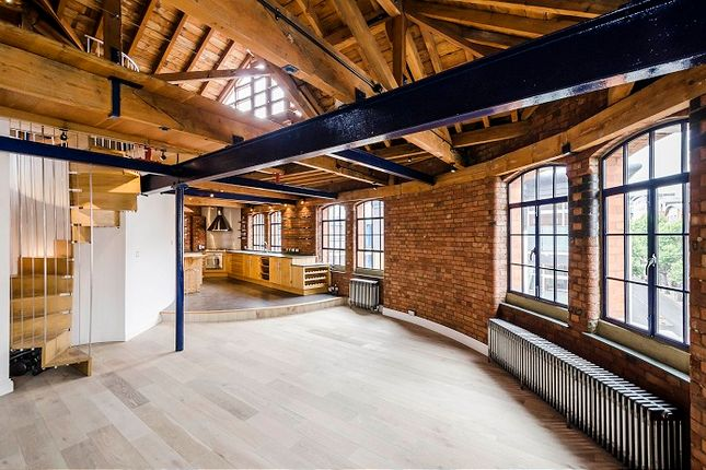 Thumbnail Flat to rent in Tannery Lofts, Tower Bridge Road