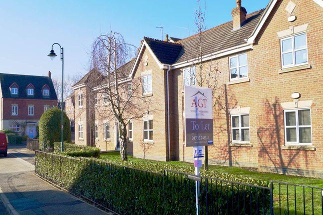 Front Of Flat of Old Bailey Road, Hampton Vale, Peterborough PE7
