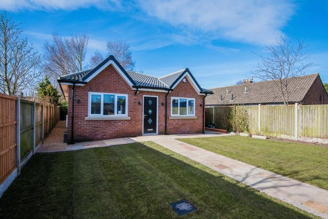 Thumbnail Bungalow for sale in Hillock Lane, Scarisbrick, Ormskirk
