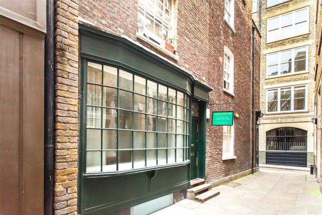 Thumbnail Detached house to rent in Cloth Fair, Clerkenwell