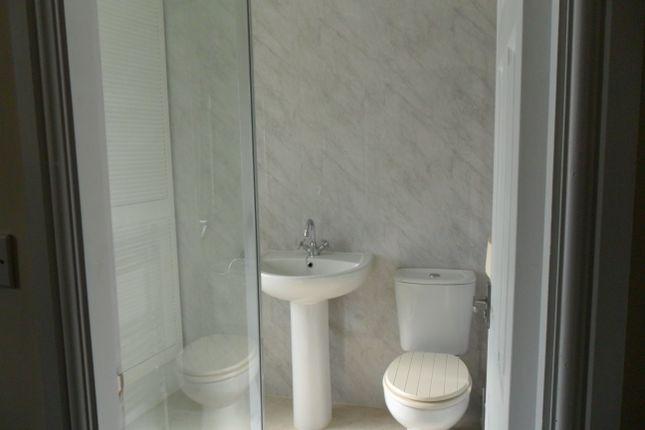 Shower Room of Mill Street, Congleton CW12