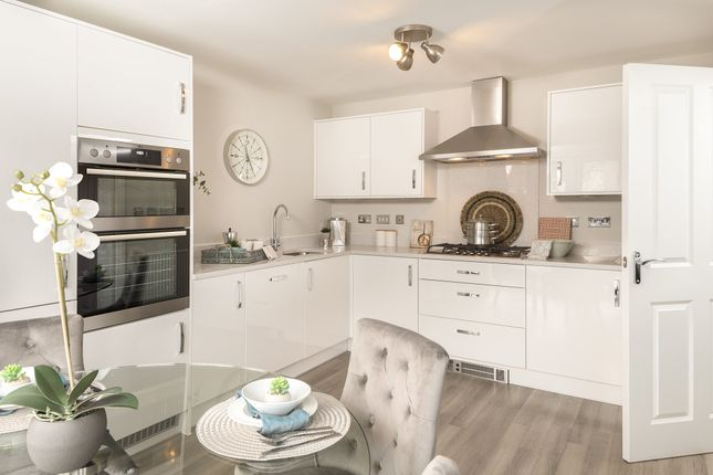 """Thumbnail Detached house for sale in """"Warwick"""" at Great Mead, Yeovil"""