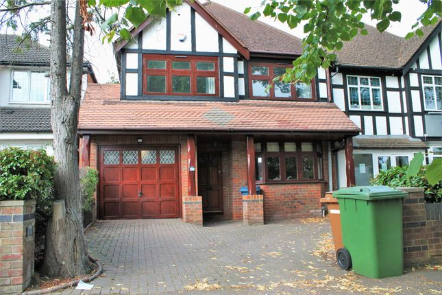 Thumbnail Detached house to rent in Uxbridge Road, Pinner