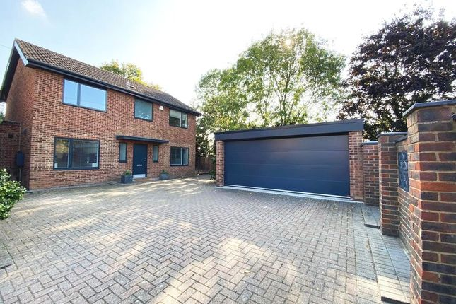 Thumbnail Detached house for sale in Orchard Close, Egham