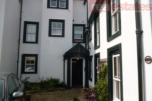 Thumbnail Flat to rent in Market Place, Bishop Auckland