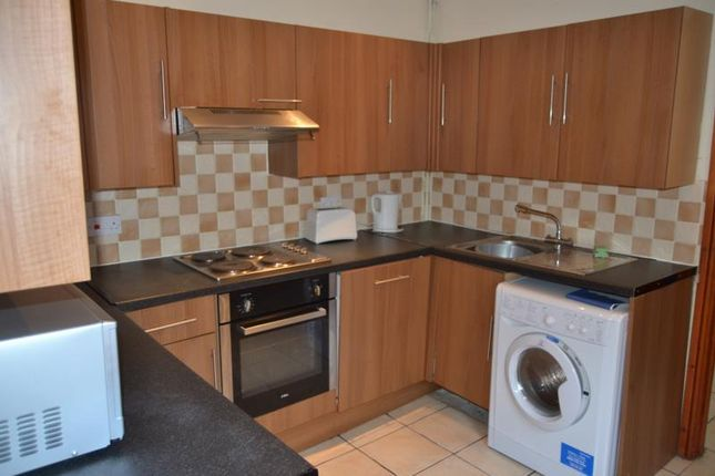 Thumbnail Terraced house to rent in Salisbury Road, Cardiff
