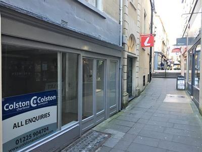 Thumbnail Retail premises to let in 14, Union Passage, Bath