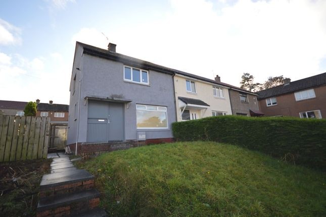 Thumbnail Terraced house to rent in Carnegie Place, Glenrothes