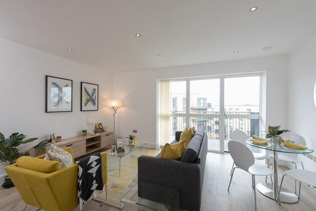 Thumbnail Flat for sale in Masters Court, Lyon Square, Harrow, London