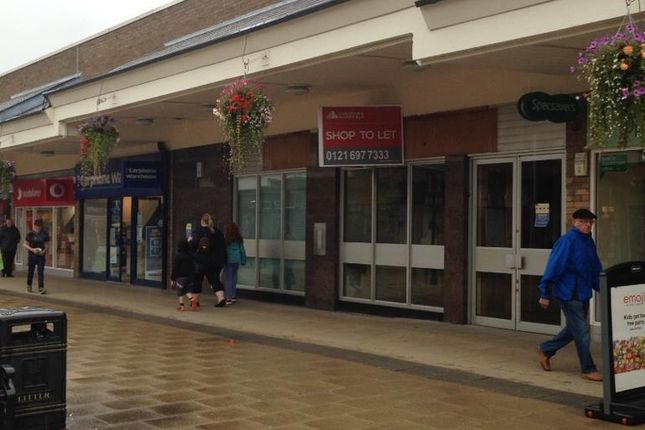 Thumbnail Retail premises to let in New Broadway, Coalville