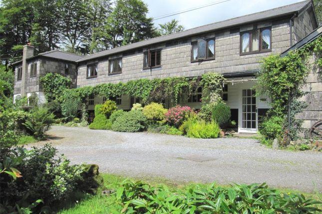 Thumbnail End terrace house to rent in Hayford, Buckfastleigh, Devon