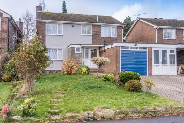 Thumbnail Detached house for sale in Hill Turrets Close, Sheffield