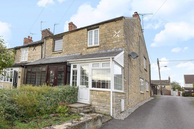 Thumbnail End terrace house to rent in Oxford Hill, Witney