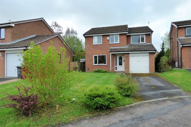 Thumbnail Detached House To Rent In Ontario Close, Blackburn, Lancashire