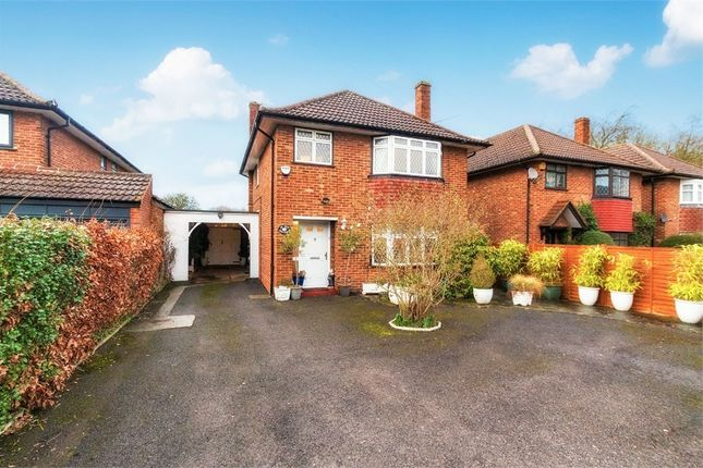 Thumbnail Detached house for sale in The Poynings, Richings Park, Buckinghamshire
