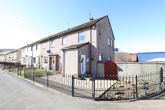 2 bed end terrace house for sale in Ballingry Crescent, Ballingry, Lochgelly KY5