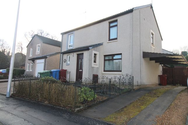 Thumbnail Semi-detached house to rent in Rosebank Avenue, Falkirk