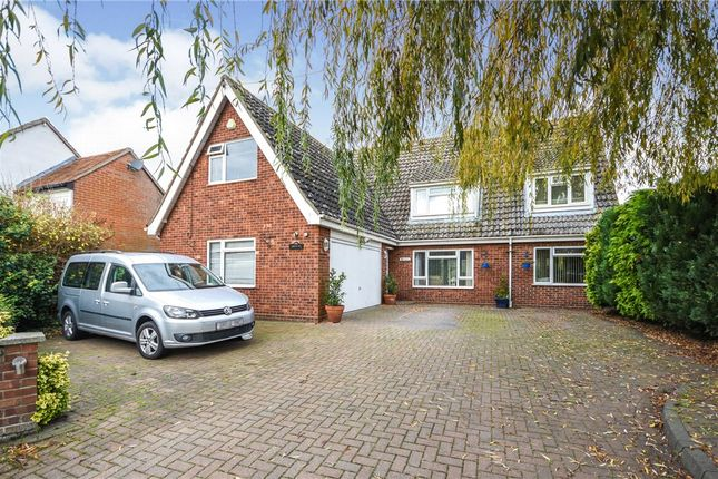 Thumbnail Detached house for sale in Hanover Square, Feering, Colchester