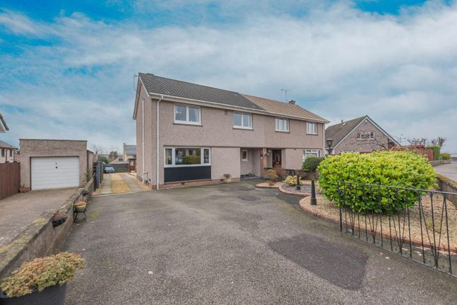 3 bed semi-detached house for sale in Newtonshaw, Sauchie, Alloa FK10