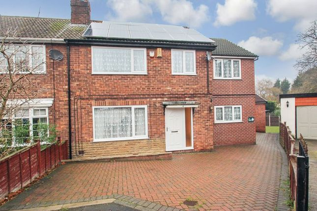Thumbnail Semi-detached house for sale in Snowden Avenue, Knottingley