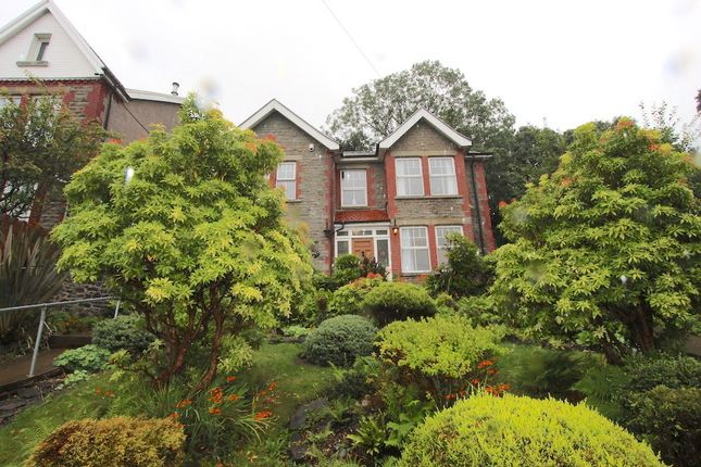 Thumbnail Detached house for sale in Vicarage Road, Penygraig -, Tonypandy