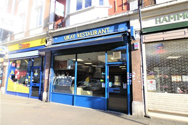 Thumbnail Land for sale in High Road, Tottenham, London
