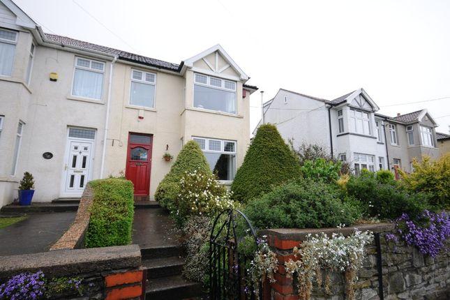 Thumbnail Semi-detached house for sale in Memorial Road, Hanham, Bristol