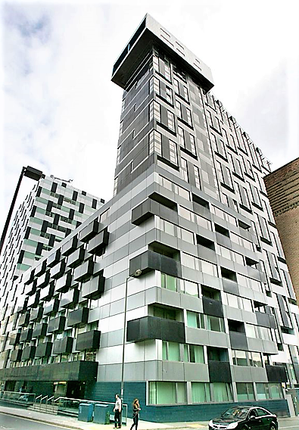 Thumbnail Flat for sale in Rumford Place, Liverpool