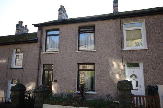 Thumbnail Terraced house for sale in Cae Gorlan Street, Abercarn, Newport