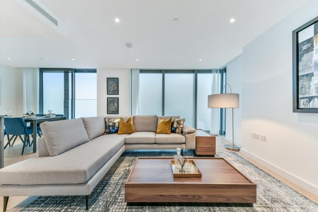 2 bed flat for sale in Westferry Road, Isle Of Dogs, London E14