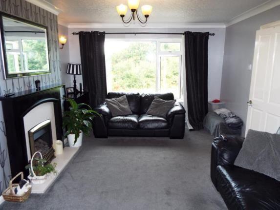 Thumbnail Semi-detached house for sale in Ridgeway Road, Rumney, Cardiff, Caerdydd