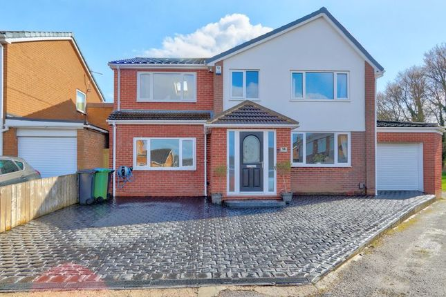 4 bed detached house for sale in Harvester Court, Marton TS7