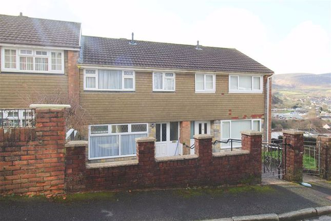 3 bed terraced house to rent in Bodringallt Terrace, Ystrad, Pentre CF41