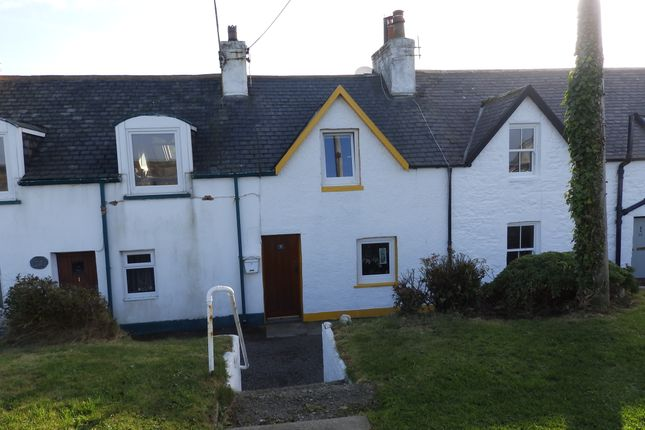 Thumbnail Cottage for sale in Laigh Street, Port Logan