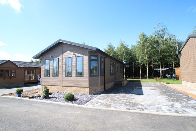 Thumbnail Mobile/park home for sale in The Heath, Bucklesham, Ipswich