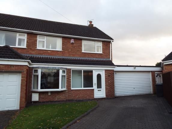 3 bed semi-detached house for sale in St. Blaise Avenue, Water Orton, Birmingham, . B46