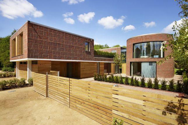 Thumbnail Detached house for sale in Cobden Hill, Watling St, Radlett